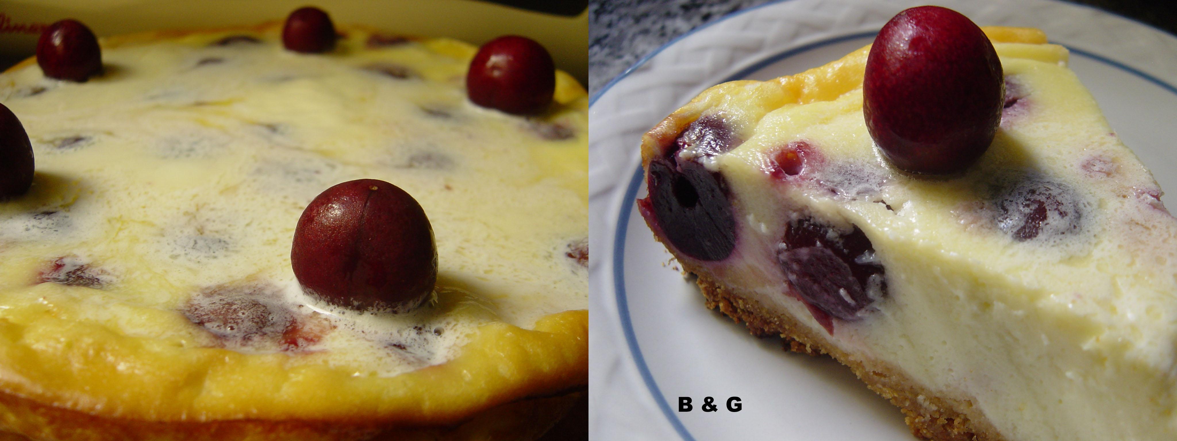 pastel queso cereza 2