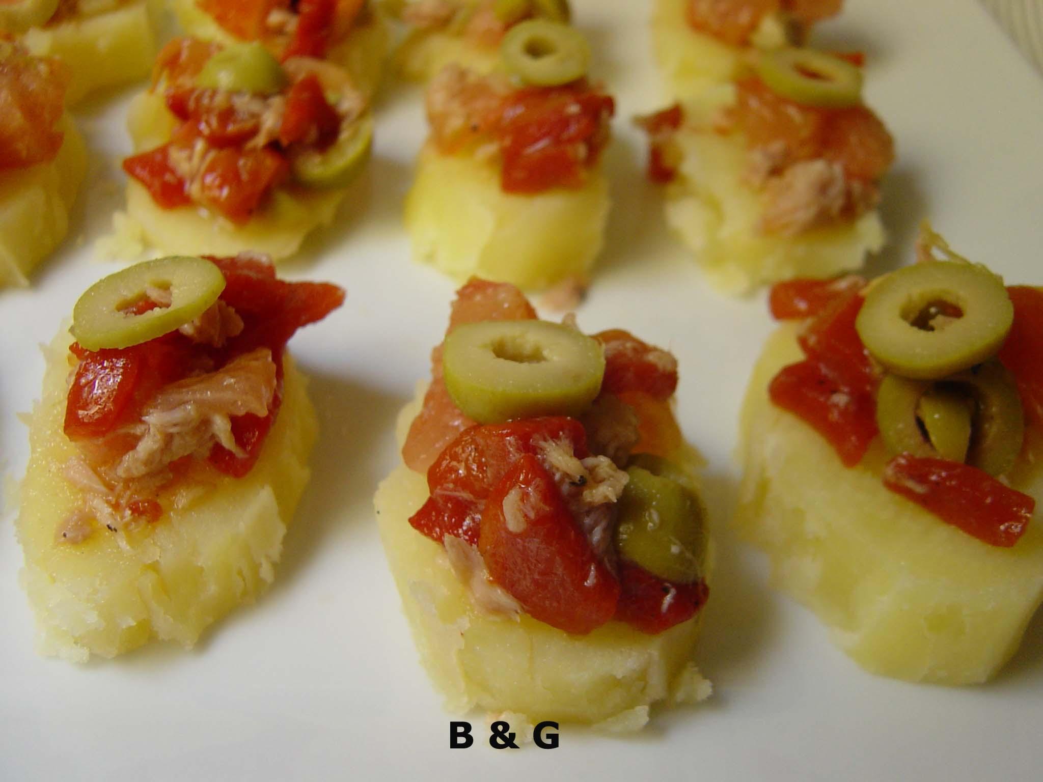 patatas refrescantes